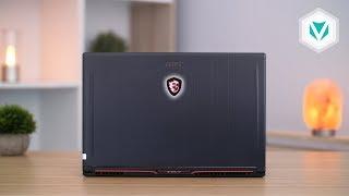 GS63 Stealth 8RD - Chiếc Laptop đáng chờ đợi Nhất của MSI