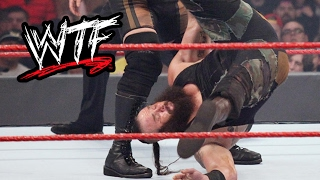 WTF Moments: WWE RAW (Feb 20, 2017)