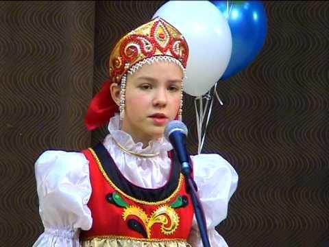 Конкурс  Юная Москвичка - 2007. Юмор на конкурсе