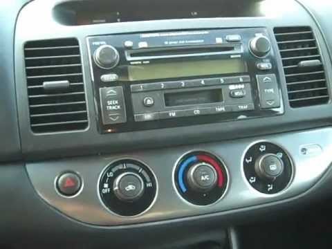 toyota camry stereo removal and repair 2002 2006 youtube. Black Bedroom Furniture Sets. Home Design Ideas