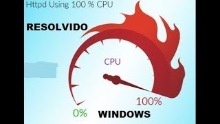 Como resolver problema de CPU em 100 % WINDOWS 10 2017