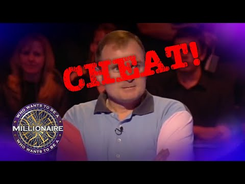 The Man Who Cheated Millionaire - Who Wants To Be A Millionaire? #1