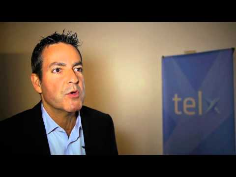 Joe Weinman; Senior Vice President, TelX