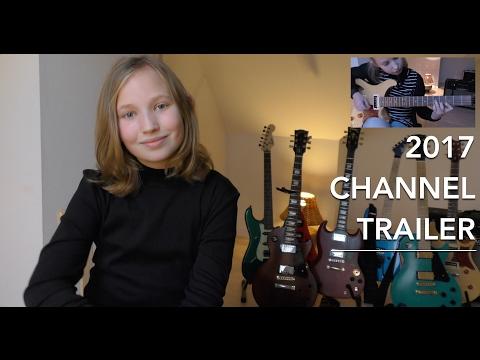 YouTube Channel Trailer 2017 (FilippaQ)