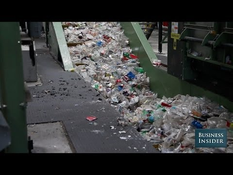 How NYC Recycling Works