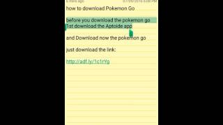 How to Download Pokemon Go in Philippines