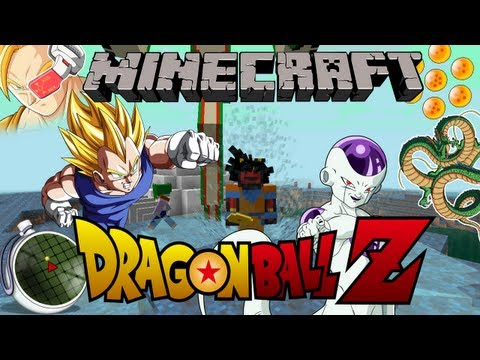 Minecraft 1.5.2 - Descargar e instalar Dragon Ball Z MOD [ESPAÑOL] [HD]