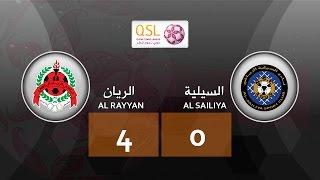 download lagu Al Rayyan 4 - 0 Al Sailiya Week 1 gratis