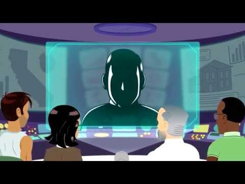 Character Animation: Energy Upgrade California - Contractor Training Recruitment Video
