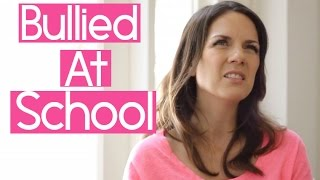 Michala Banas on being badly bullied at school...