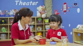 Chương trình Tiếng Anh tại hệ Song ngữ trường Mầm non Vinschool