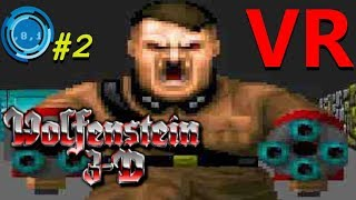 Secret Level | WOLFENSTEIN 3D | VR | #2