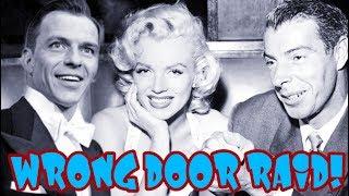 "#930 MARILYN MONROE, FRANK SINATRA, & JOE DiMAGGIO's ""Wrong Door Raid"" - Travel Vlog (2/22/2019)"