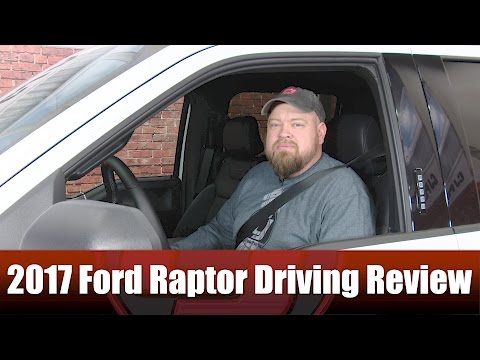 2017 F-150 Raptor Driving Review [CJ's Reviews]