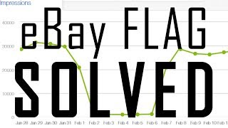 How To Fix eBay Drop Shipping Flag - FINALLY SOLVED! | eBay Flagging Dropshippers Solution!
