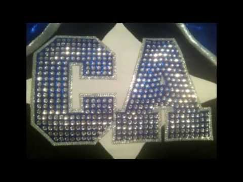California Allstars Lady Bullets Worlds 2013 Mix