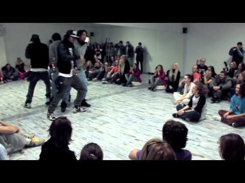 Les Twins in Open art studio  | 1 | Kiev