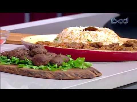 طريقة عمل كفته أرز بالطحينه علي طريقة الشيف #ساره_عبدالسلام من برنامج #سنه_اولي_طبخ #فوود