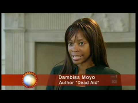 Is Aid Killing Africa? Dambisa Moyo talks about Dead Aid on ABC