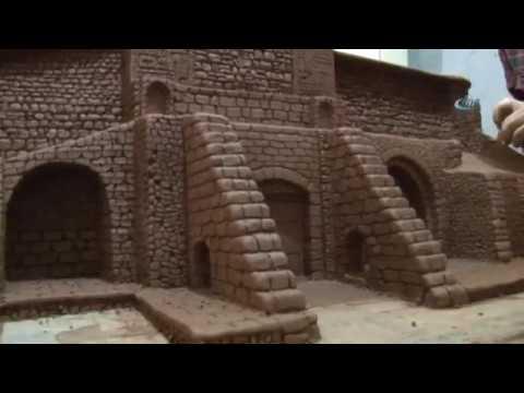 746 Yıllık Tarihi Eserin Kilden Minyatürü Yapılıyor