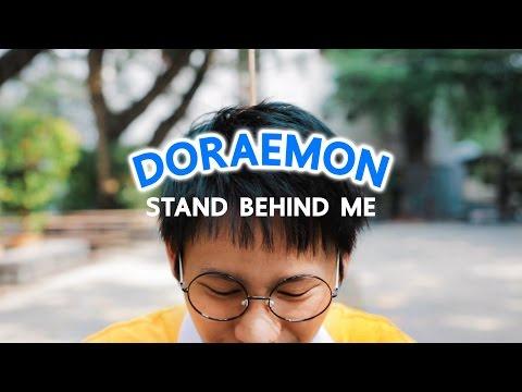 DORAEMON : STAND BEHIND ME parody ( Doraemon in real life ) thumbnail