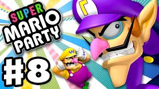 Partner Party! Domino Ruins! - Super Mario Party - Gameplay Walkthrough Part 8 (Nintendo Switch)
