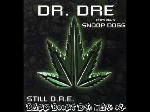 Dr. Dre feat Snoop Dogg - Still D.R.E (Clean Bass Boost)
