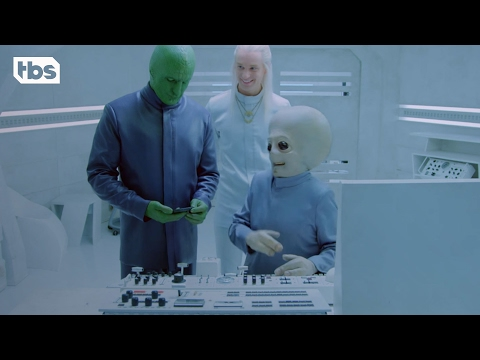 Humans with Don: What on Earth is a Second Screen? | People of Earth | TBS
