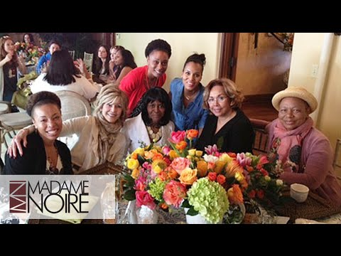 Shonda Rhimes Throws Baby Shower For Kerry Washington