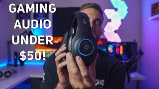 """ARE """"BUDGET"""" GAMING HEADSETS WORTH IT? 