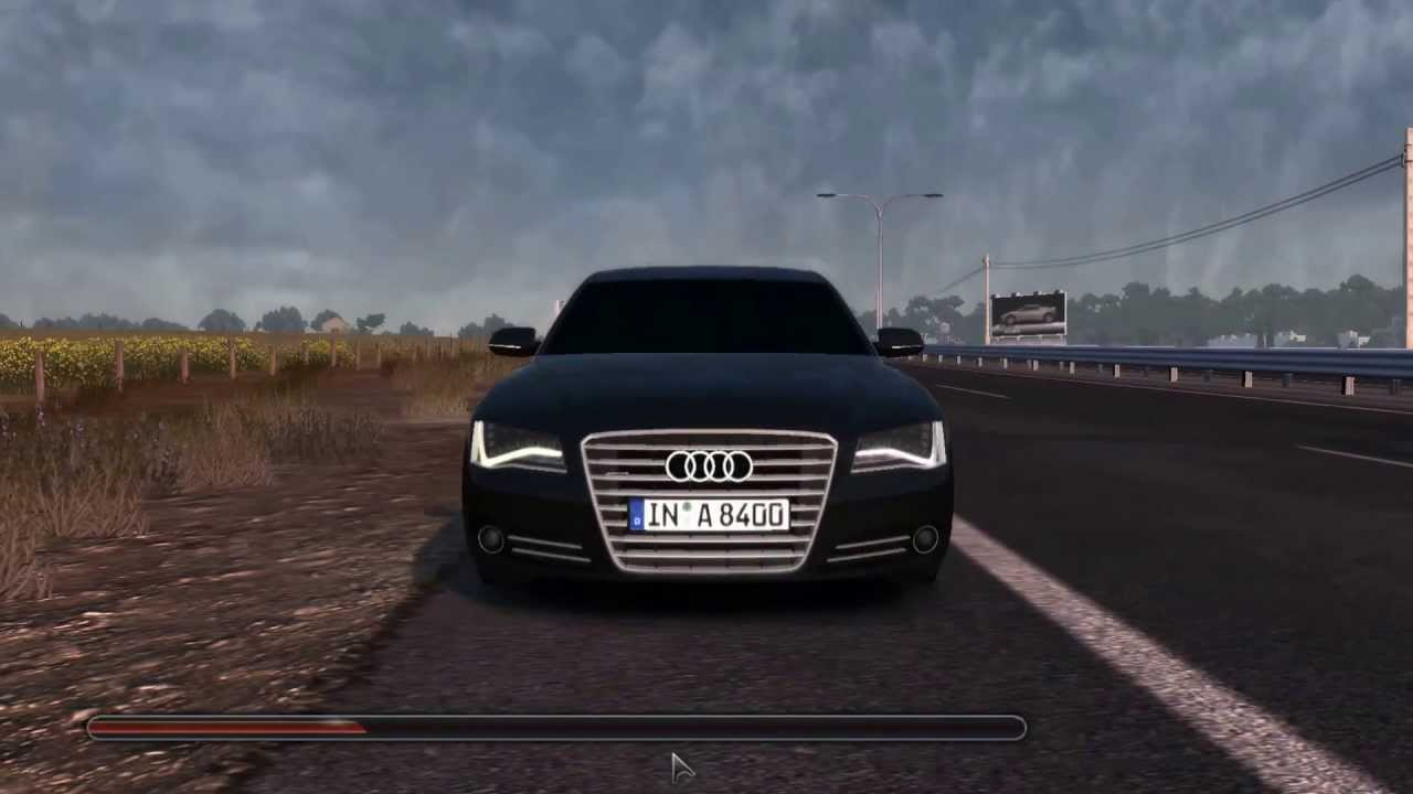 Audi A8 Tdi By Tdu2 Com Ua Youtube