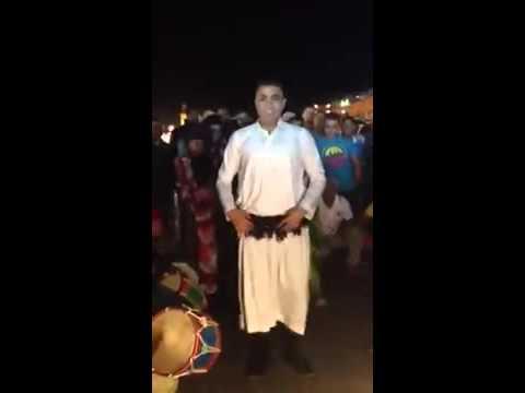 شاهدوا يا عرب ساحة جامع الفنا في مراكش مفخرة المغرب ...منبت الشواذ و الدعارة و السياحة الجنسية thumbnail