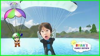 ROBLOX Skydiving Simulator! Let