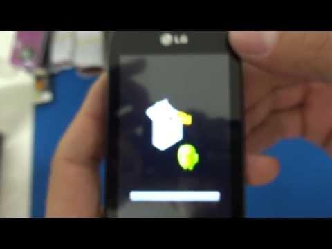 Hard Reset LG Optimus Net P698/P690   Como Formatar. Desbloquear. Travado