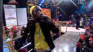 Winky D live perfomance on Big Brother Stargame