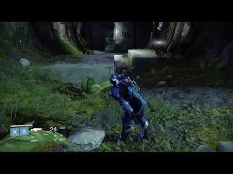 Destiny Vault of glass raid - forming the spire solo for chests PS4