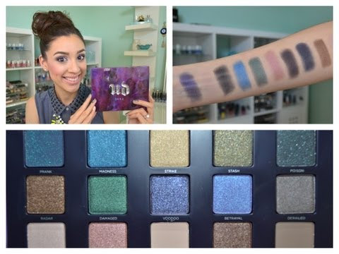Review: Urban Decay Vice 2 Palette