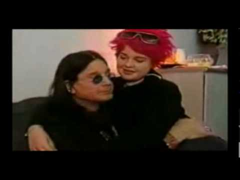 ozzy and kelly osbourne - changes