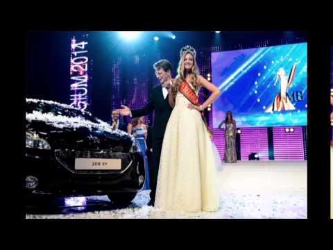 Miss Universo 2014 - Predicción Septiembre