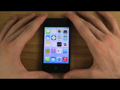 iPhone 4 - NEW iOS 7 Beta 2 Review
