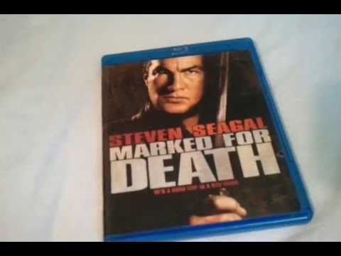 Marked for Death (1990) - Blu Ray Review and Unboxing