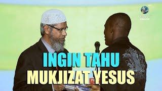 Bertanya Tentang Mukjizat Yesus, Malah Masuk Islam   Dr. Zakir Naik