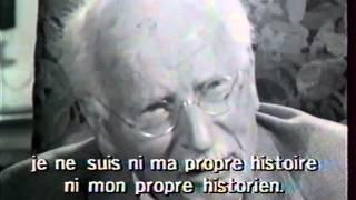 Carl Gustav Jung : 1959 - dernière interview 2 ans avant sa mort -