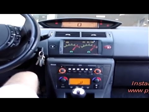 Navegador multimedia citroen c4 youtube - Espejo retrovisor citroen c4 grand picasso ...