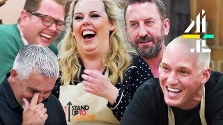 Most HILARIOUS Moments From Celeb Bake Off with Lee Mack, Alan Carr, Jamie Laing & More!