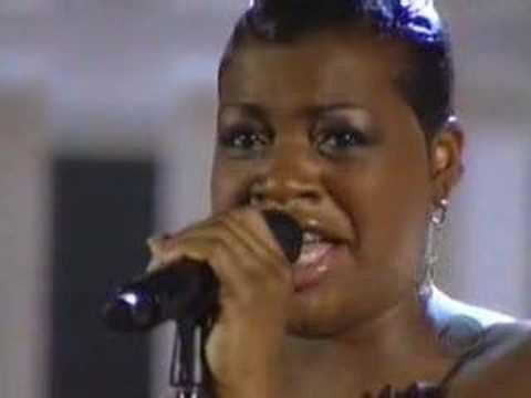 """Fantasia At The Tonys - """"I'm Here"""""""