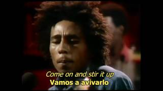Stir It Up Bob Marley Letra Reggae