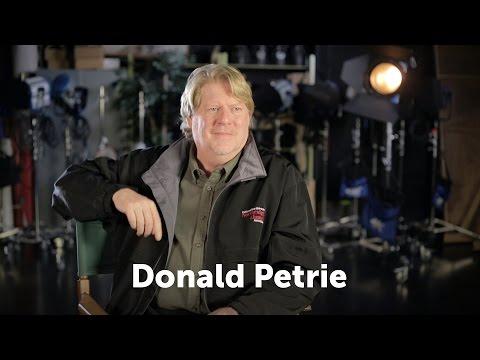 CSUN Alumni Profiles - Donald Petrie