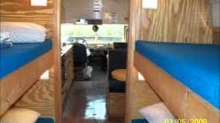School Bus Conversion Tutorial, the story of Black Betty