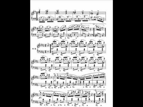 Шопен Фредерик - Three Ecossaises